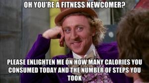 fitness wonka