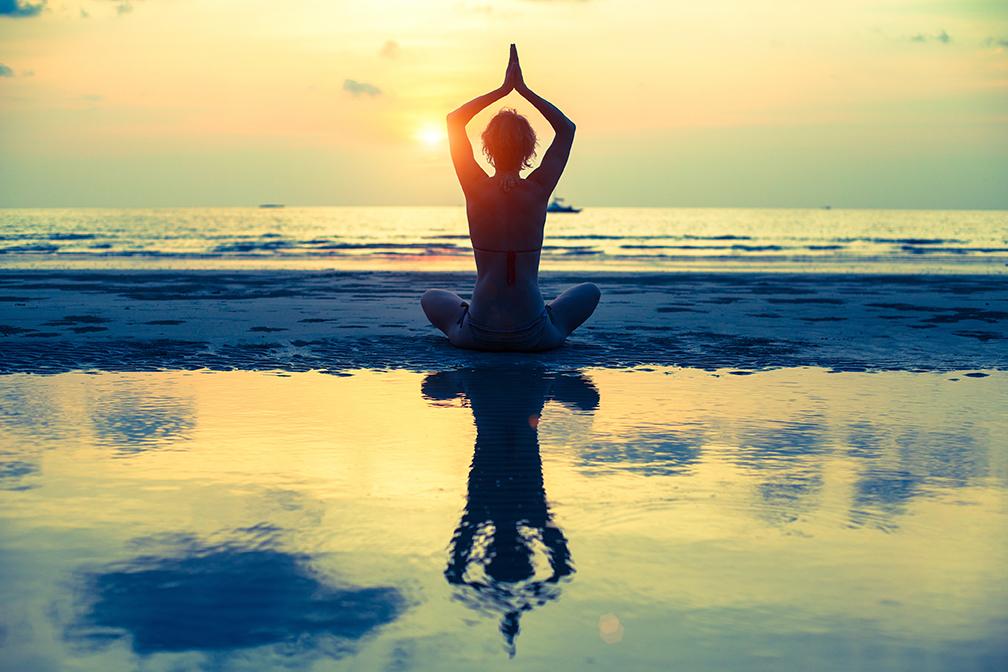 fond d'ecran yoga